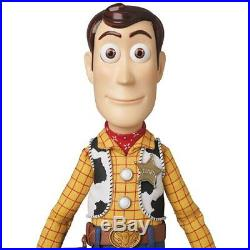 38.5cm 15.2in. Medicom JAPAN TOY STORY Movie Ultimate Woody Action Figure Doll