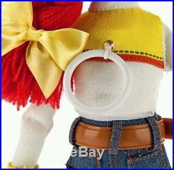 AUTHENTIC DISNEY Toy Story TALKING dolls lot Woody Jessie Buzz Lightyear figures