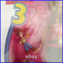Authentic Barbie Dolls Toy Story Woody Free Shipping No. 9373