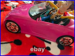 Authentic Toy Story Barbie And Woody Free Shipping No. 3356