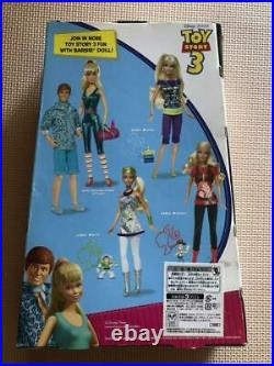 Authentic Toy Story Barbie Woody Free Shipping No. 7048