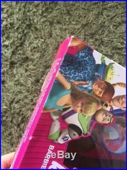 Barbie Toy Story Woody Barbie Loves Woody