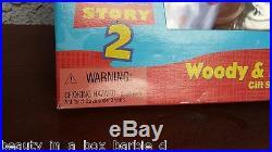Bo Peep Doll Woody Disney Toy Story 2 Together Gift Set NRFB G