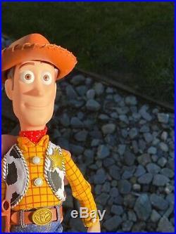 Custom replica woody doll