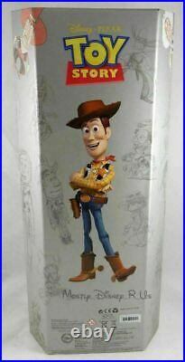D23 Disney Store Toy Story 20th Doll LE 400 Talking Woody Action Figure