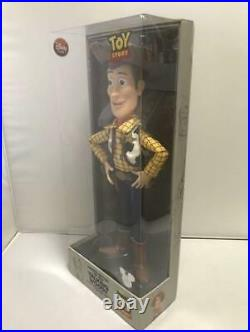 D23 Disney Store Toy Story 20th Doll LE 400 Talking Woody Action Figure Rare F/S