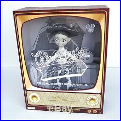 D23 Toy Story Woody Roundup Talking Dolls Set Jessie Bullseye 2019 Expo LE 500