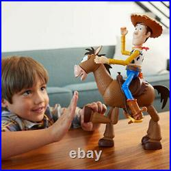 Daysny Pixar Toy Story 4 Woody & Brusai Adventure Pack Figure Doll