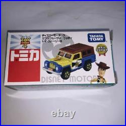 Dealer'S Special Specifications Tomica Disney Toy Story Woody Ex Cruiser Seven