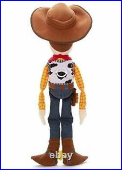 Disney Character Plush Doll Stuffed toy Toy Story 4 Woody 59cm Anime From JAPAN
