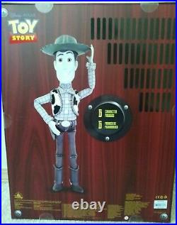 Disney D23 Expo 2019 Toy Story Woody's Roundup Limited Edition Talking Dolls