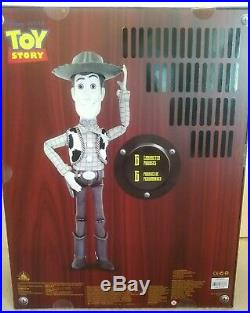 Disney D23 Expo 2019 Toy Story Woody's Roundup Talking Dolls