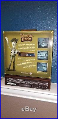 Disney Limited Edition doll D23 exclusive Toy Story Woody's Roundup Budtone
