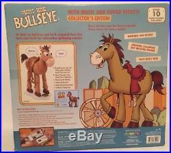Disney PIXAR Toy Story Collection Woody's Horse BULLSEYE Action Figure Replica