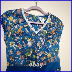 Disney Parks Dress Shop Toy Story 4 Woody Buzz Forky Bo Peep Gabby Doll Duke NWT