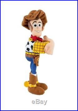 Disney Parks Toy Story Woody Plush Doll Snuggle Snapper Hugs. Best Price