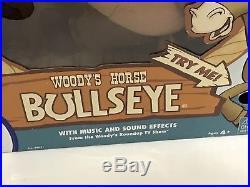 Disney Pixar Signature Collection Interactive Toy Story Bullseye Woody's Roundup