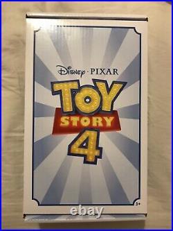 Disney Pixar -Toy Story 4 Woody DOLL Figure NEW Still Boxed SUPER RARE