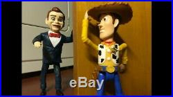 Disney Pixar Toy Story Benson And Woody 2-Pack Figures Toy Doll New Authentic