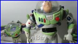 Disney Pixar Toy Story Buzz LightYear Woody Jessie Bulls-eye Doll Figure & OTHER