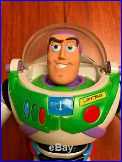 Disney Pixar Toy Story LOT Pull String Thinkway WOODY JESSIE & Hasbro BUZZ WORKS