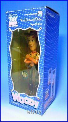 Disney & Pixar Toy Story Medicom Vinyl Collectible Doll Woody