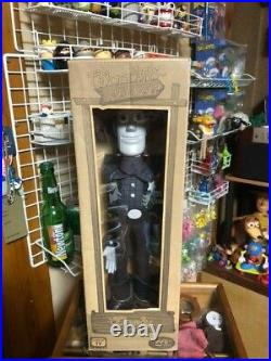 Disney Pixar Toy Story Roundup Epoch Woody Figure Doll Plush Vintage A12