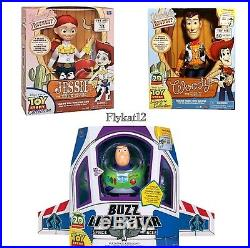 Disney/Pixar Toy Story Signature Collection Woody, Buzz, & Jesse Collectors Doll