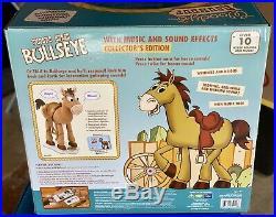Disney Pixar Toy Story Signature Collection Woodys Horse Bullseye NIB NEW