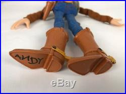 Disney Pixar Toy Story Talking Jesse & Woody Doll Pull String Plus Buzz Light Yr