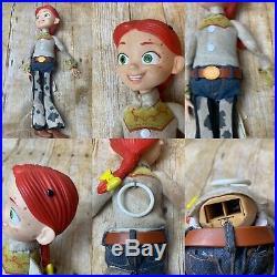 Disney Pixar Toy Story Vintage Woody And Guitar Buzz Huge Lot