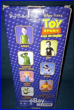 Disney Pixar Toy Story WOODY Collectible Figure VERY RARE BNIB Doll Collectible