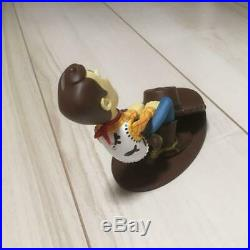 Disney Pixar Toy Story Woody Pride Door Stopper Figure Doll NEW Free Shipping