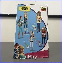 Disney/ Pixar's Toy Story Mattel Barbie Loves Woody 2009 Doll