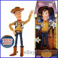 Disney Store Exclusive Toy Story 3 Talking Woody and Jessie Dolls 16