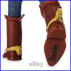 Disney Store Toy Story Interactive Talking Woody Pull String Doll Action Figure