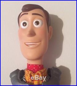 Disney Think Way Toys Toy Story That Time Forgot Battlesaurs Woody Talking Doll