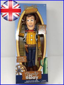 Disney Toy Story 16-inch Talking Woody Pull String Doll
