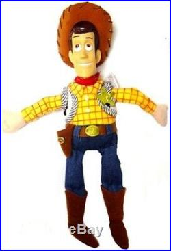 Disney Toy Story 25cm Woody Plush Doll. Shipping Included