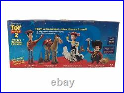 Disney Toy Story 2 Woody's Roundup Collection Prospector Pete Collectible Dolls