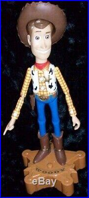 Disney Toy Story 41cm Talking and Moving Woody Doll. Free Delivery