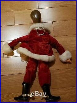 Disney Toy Story Holiday Hero Series Woody Santa Christmas Figure Doll