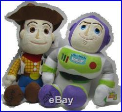 Disney Toy Story Jumbo stuffed Woody & Buzz plush doll anime present hobby gift