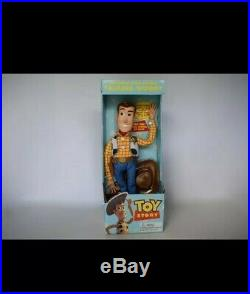 Disney Toy Story Poseable Talking Woody Pull String 1995 62810