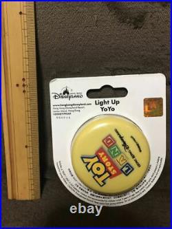 Disney Toy Story Roundup Woody Light-Up Yo-Yo Obsolete