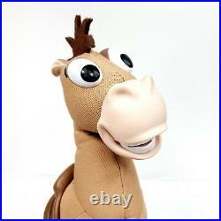Disney Toy Story Talking Woody Jessie Pull String Doll Bullseye Set