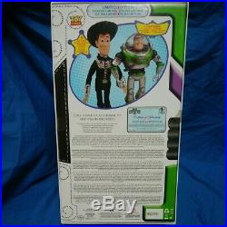 Disney Toy Story Woody & Buzz Talking Figure 1 Of 6000 Limited Edition A48