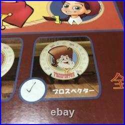 Disney Toy Story Woody Jesse Bullseye Prospector Roundup Plate Set Doll Rare 29