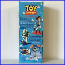 Disney Toy Story Woody Talking Parlance Pull String Collect German Txt New Pixar