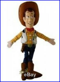 Disney Toy Story character plush doll- 46cm Woody stuffed toy. Shipping is Free